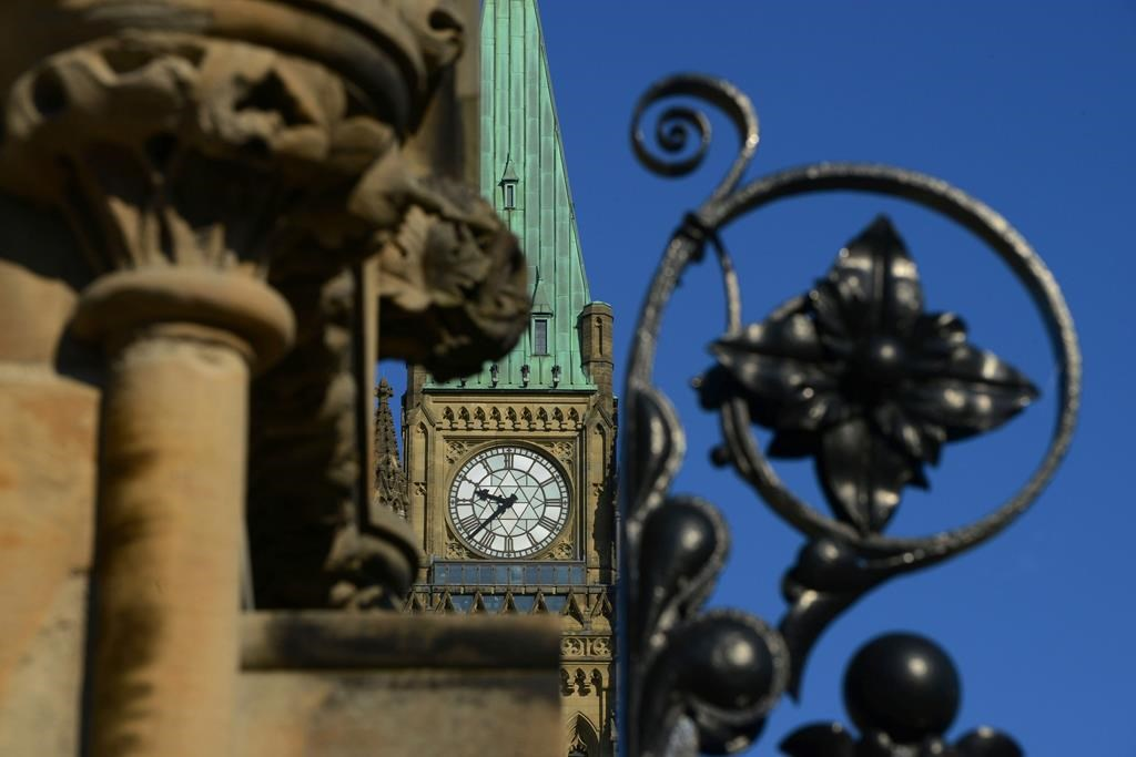 The Peace Tower is pictured on Parliament Hill on Monday, September 15, 2014. The parliamentary budget officer is questioning whether the Liberals' decade-long housing strategy will alleviate a housing crunch as the government promises. The Liberals unveiled the 10-year national housing strategy in late 2017, which at that time carried with it a price tag of more than $40-billion in federal, provincial and territorial spending.