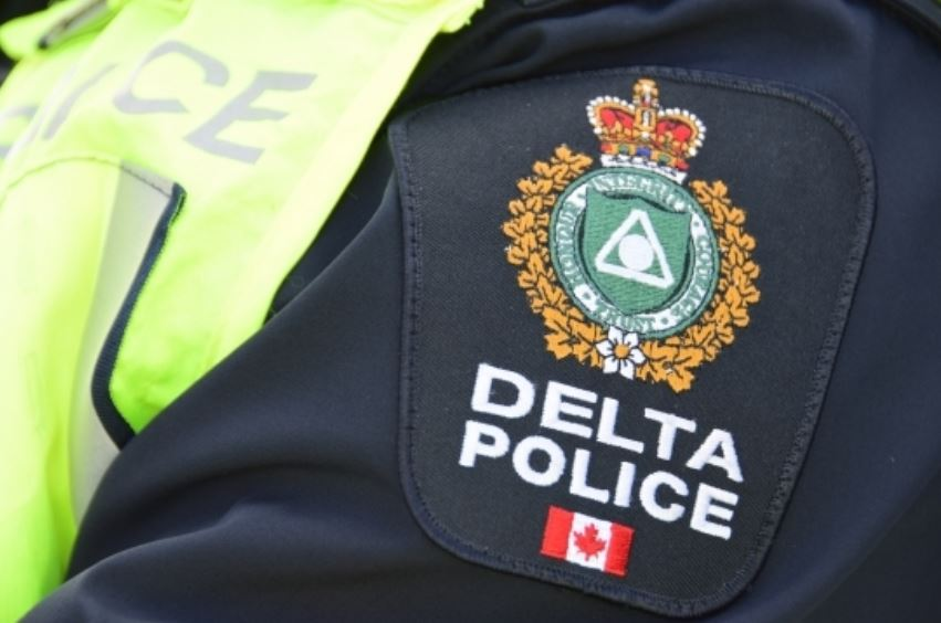 "Delta police are investigating what is being called a ""suspicious incident.""."