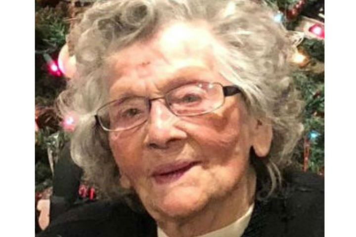 Canada's oldest woman, Ellen Gibb, has died in North Bay, Ont.