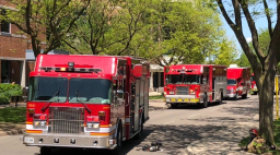 Continue reading: One person transported to hospital following chemical spill at Fanshawe College