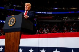 Continue reading: Wait, There's More podcast: The media and the Trump bump