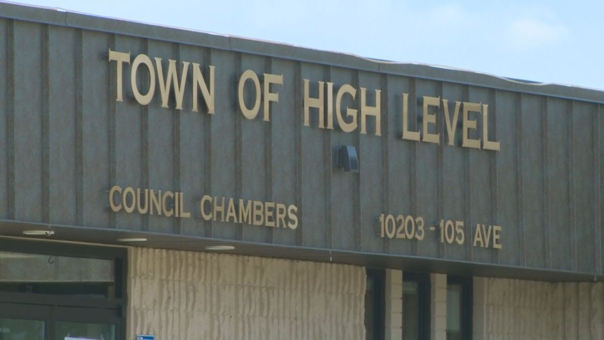 The Town of High Level on Monday, June 3, 2019.