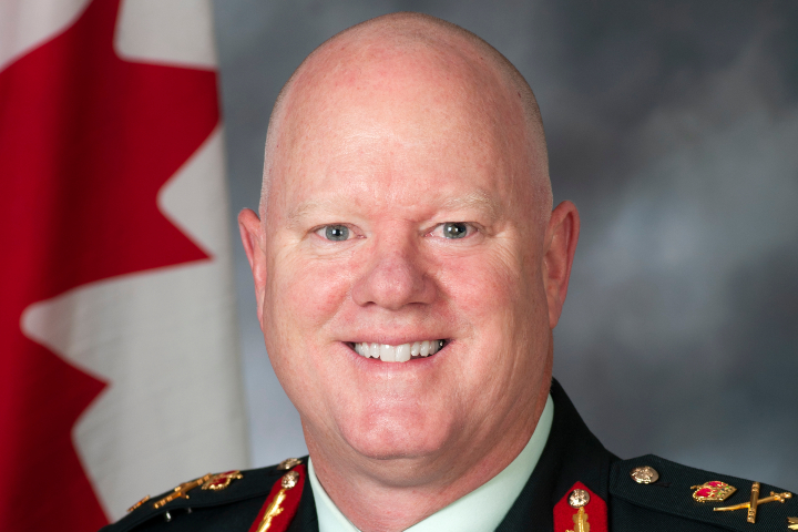 Brig.-Gen. Stephen Lacroix will serve as the 2019 Calgary Stampede's honorary parade marshal.