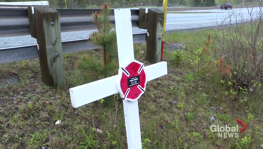 They can be found in every corner of the country – makeshift roadside memorials that serve as reminders of fatal crashes or, in some cases, violent crimes.