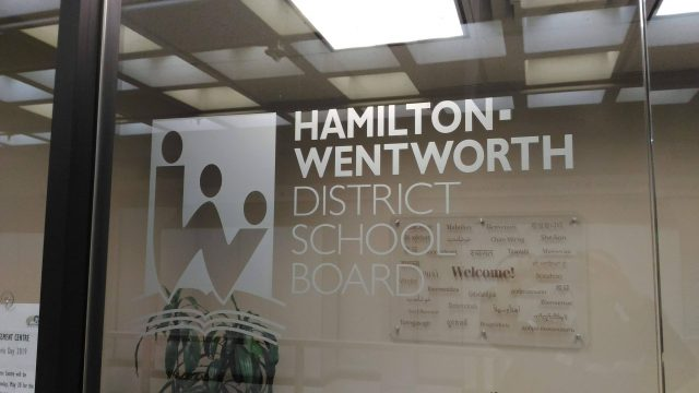 The Hamilton-Wentworth District School Board has suspended its panel studying bullying in city schools indefinitely due to COVID-19.