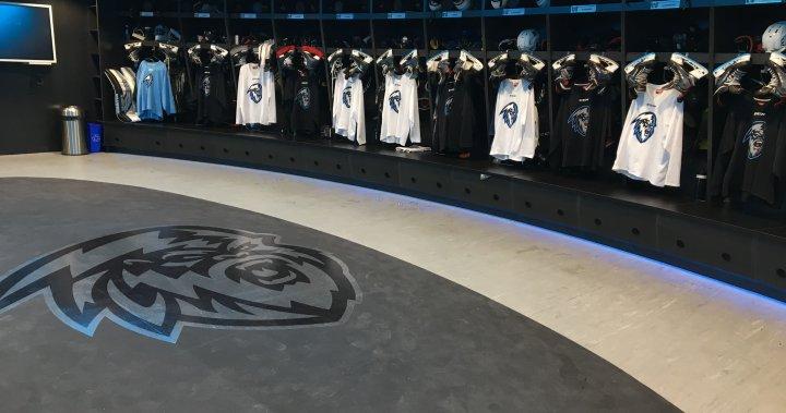 Winnipeg ICE show off new training center during development camp -  Winnipeg | Globalnews.ca