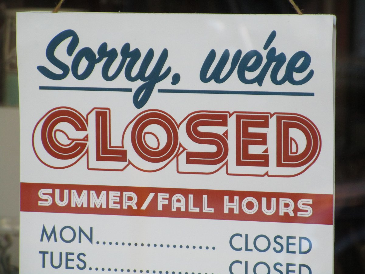 It's the Canada Day long weekend, which means Monday's a holiday. Here's what's open and closed.