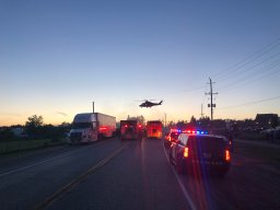 Continue reading: Burlington man dies after colliding with unoccupied transport truck in Erin