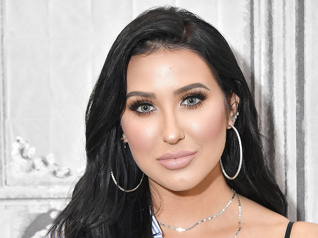Jaclyn Hill at Build Studio on July 17, 2018 in New York City.