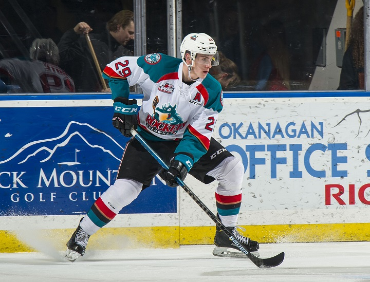 A trio of Kelowna Rockets could be selected either in the first round or second round at this weekend's NHL Entry Draft in Vancouver, including forward Nolan Foote.