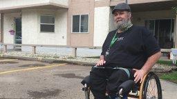 Continue reading: 'Wonderful news': Edmonton man overjoyed police found his stolen wheelchair accessible van