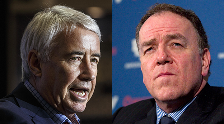 The Edmonton Oilers have announced CEO and vice chair Bob Nicholson will become chairman and confirmed the hiring of former Ottawa Senators and Toronto Maple Leafs executive Tom Anselmi as president, business operations and chief operating officer.