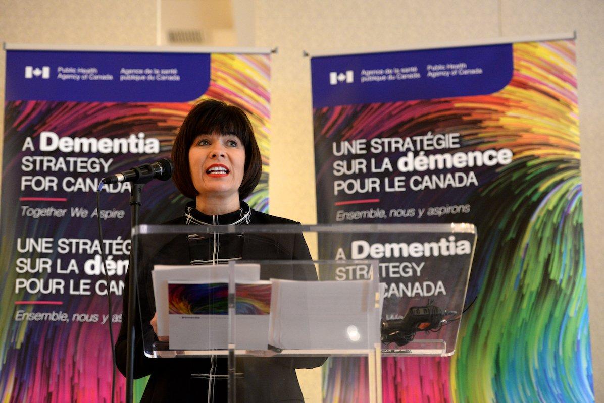 Health Minister Ginette Petitpas Taylor.
