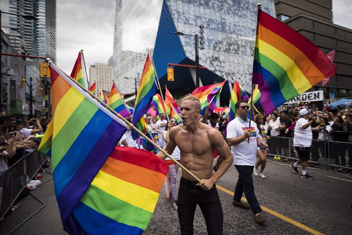 The host city is chosen by an international association of pride co-ordinators, and was announced Sunday morning in Athens, Greece.