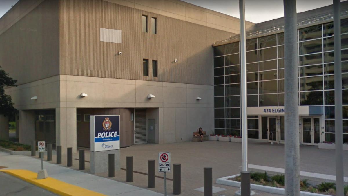 The Ottawa Police Service headquarters at 474 Elgin Street.