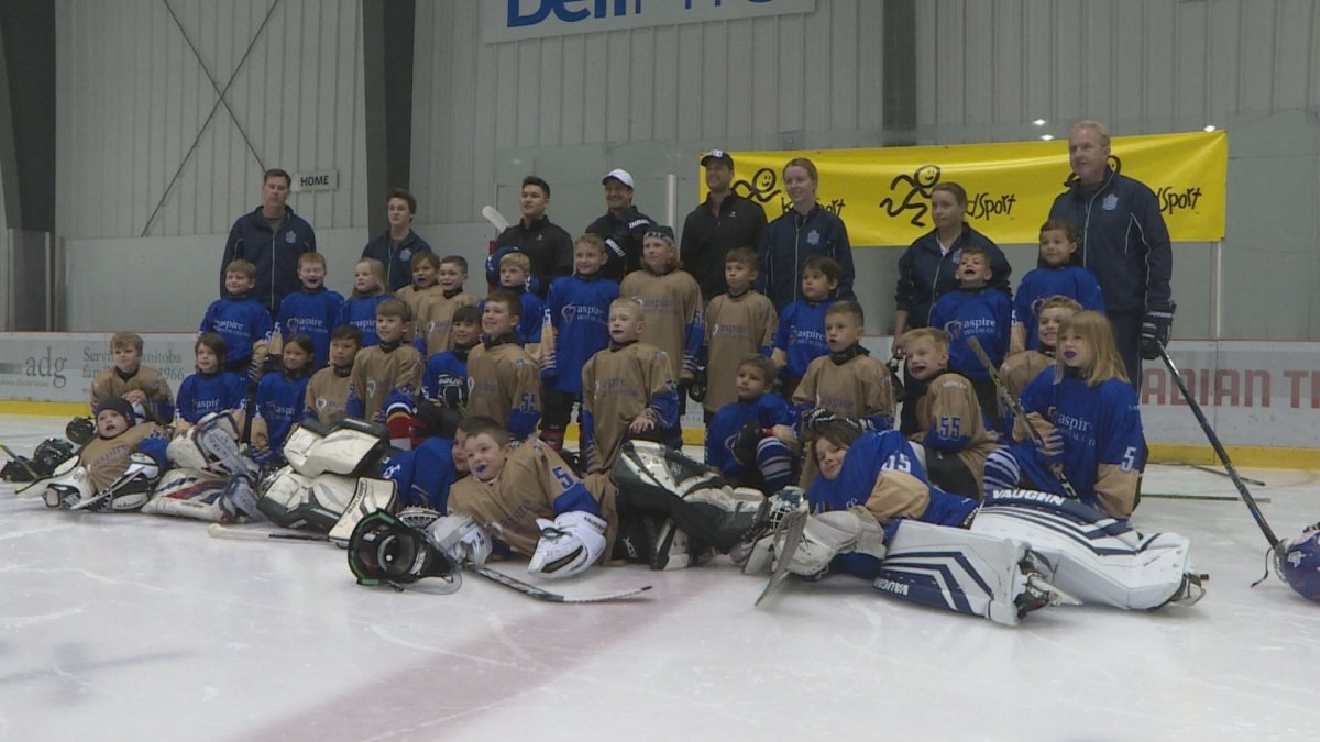 For the fifth time, Winnipeg Jets forward Mark Scheifele has come back to Winnipeg in the summer to help out the next generation of hockey players grow their skills and elevate their game.