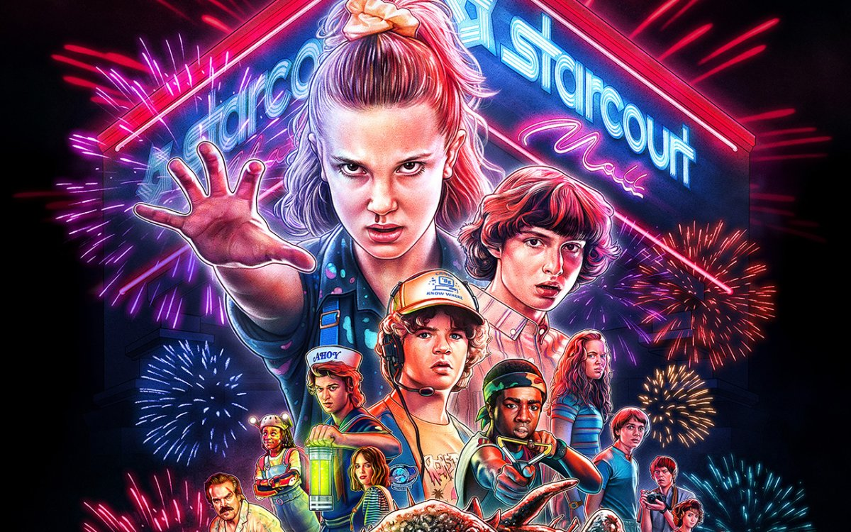 'Stranger Things 3' will be released on Netflix on July 4.
