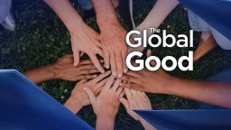 Continue reading: The Global Good: Telling positive stories and spreading smiles