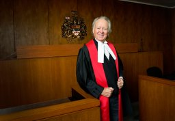 Continue reading: Former chief justice among three Edmontonians honoured with Order of Canada