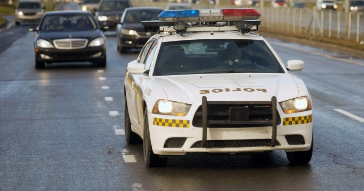 Quebec police arrest 2 drivers for excessive speeding in Mauricie region