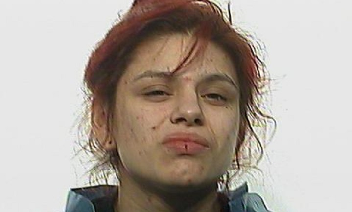 Regina police are looking for 21-year-old Kiana Rae Rosebluff, who is facing multiple charges, including auto theft.