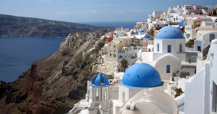 Greece formally opens tourism to vaccinated, COVID-negative visitors