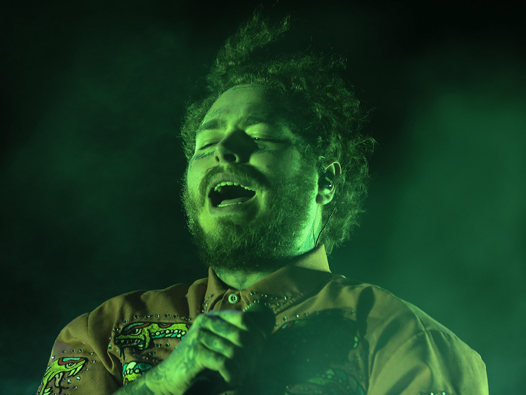 Post Malone Releases New Album Hollywood S Bleeding Globalnews Ca