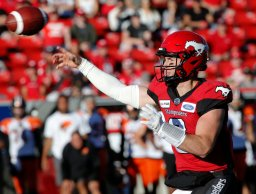 Continue reading: 5 things to watch for in the Stampeders game at Saskatchewan