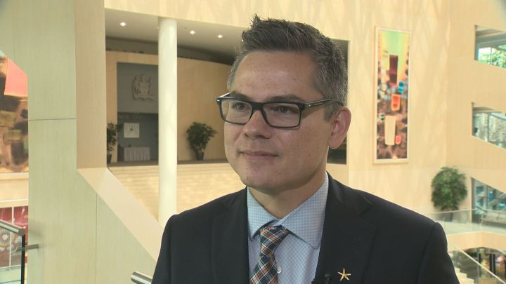 Councillor Aaron Paquette wants to take a closer look at whether the City of Edmonton can't manage its resources more efficiently.