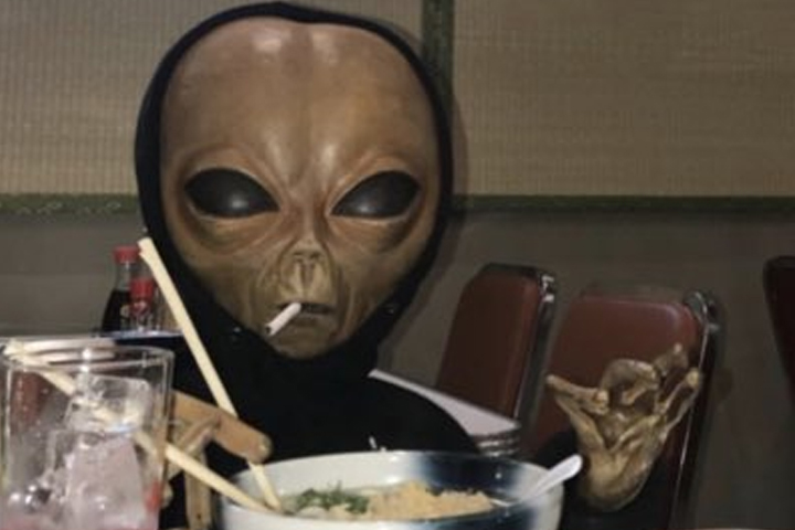 A series of alien-themed events are set to take place this weekend in Nevada.