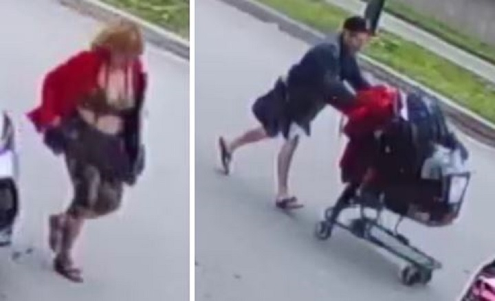 Police are looking for two people who may information about an assault in East Vancouver.