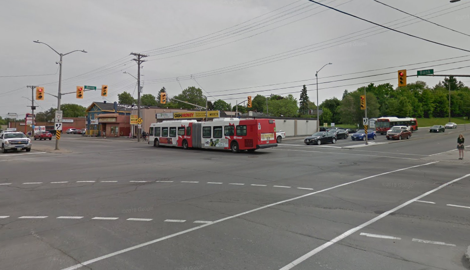 The city of Ottawa released its annual traffic safety report on Tuesday. According to the report, the intersection of Bank Street and Heron road was the worst for accidents in 2018.
