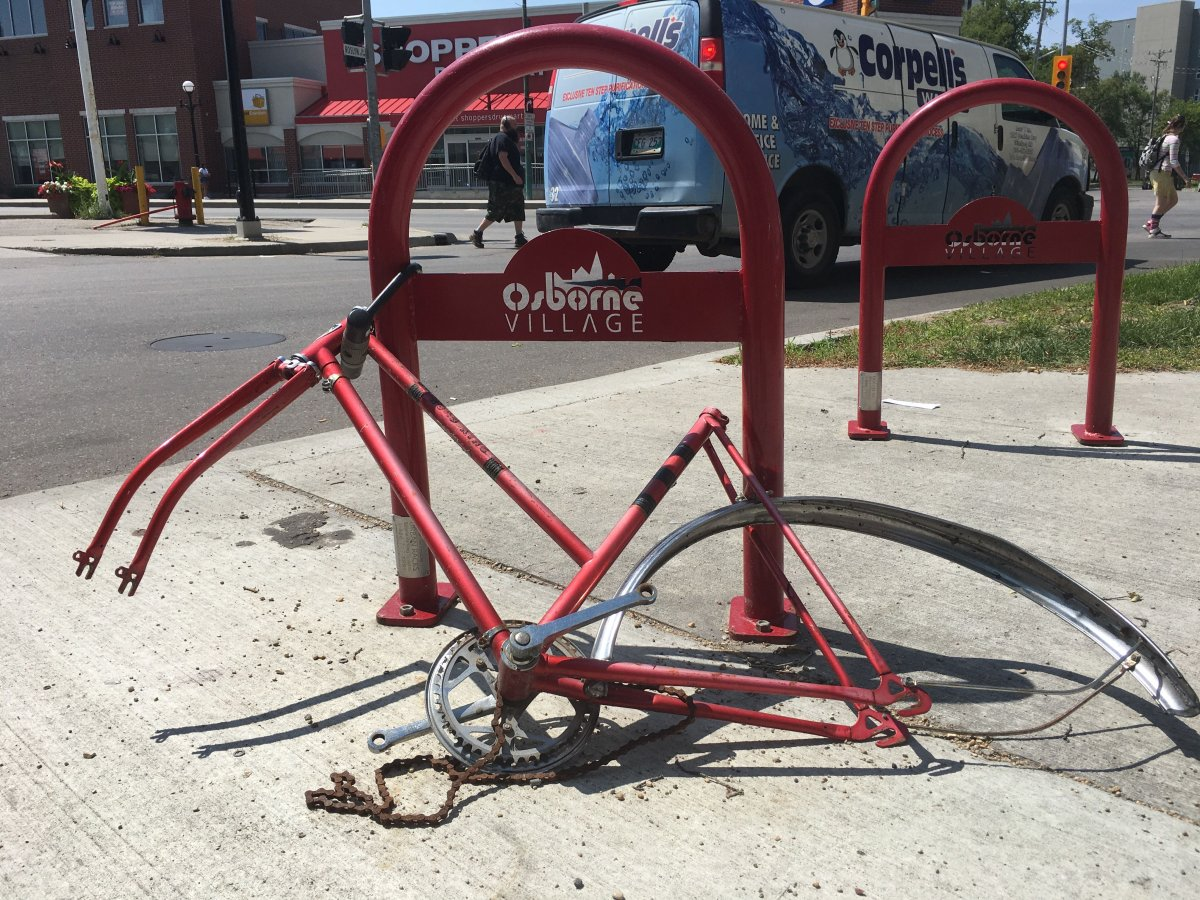 Winnipeg police say bike thefts have dropped dramatically during the first few months of the COVID-19 pandemic.