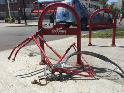 Continue reading: Fewer bikes stolen in Winnipeg during the first months of pandemic