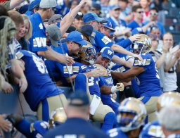 Continue reading: Winnipeg Blue Bombers sign Hardrick to one-year extension