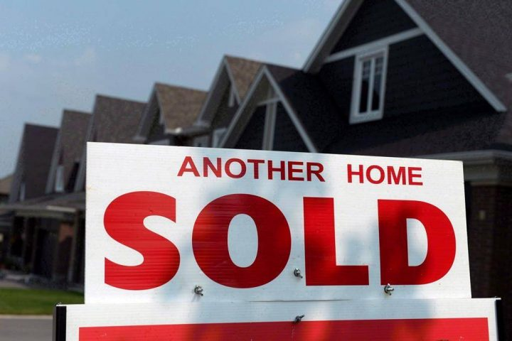 The Toronto Real Estate Board released the new numbers Tuesday morning.