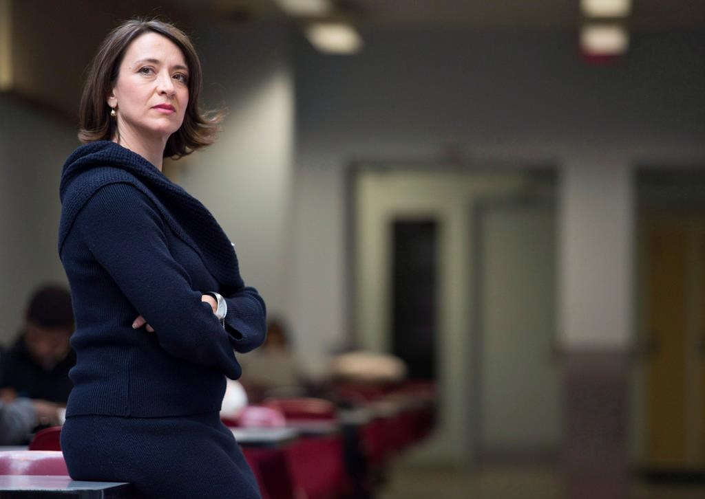 Mass-shooting survivor Nathalie Provost has quit the federal firearms advisory committee in frustration, saying she is extremely disappointed with the Liberal government's failure to crack down on assault-style rifles.