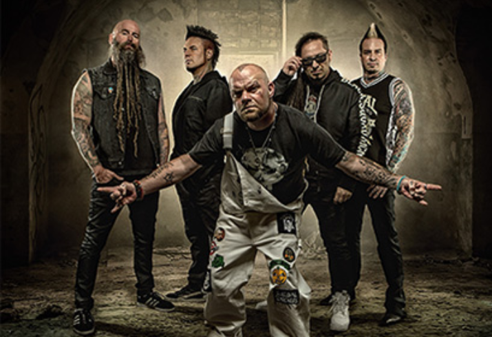 Five Finger Death Punch is headlining the festival's Thursday show.