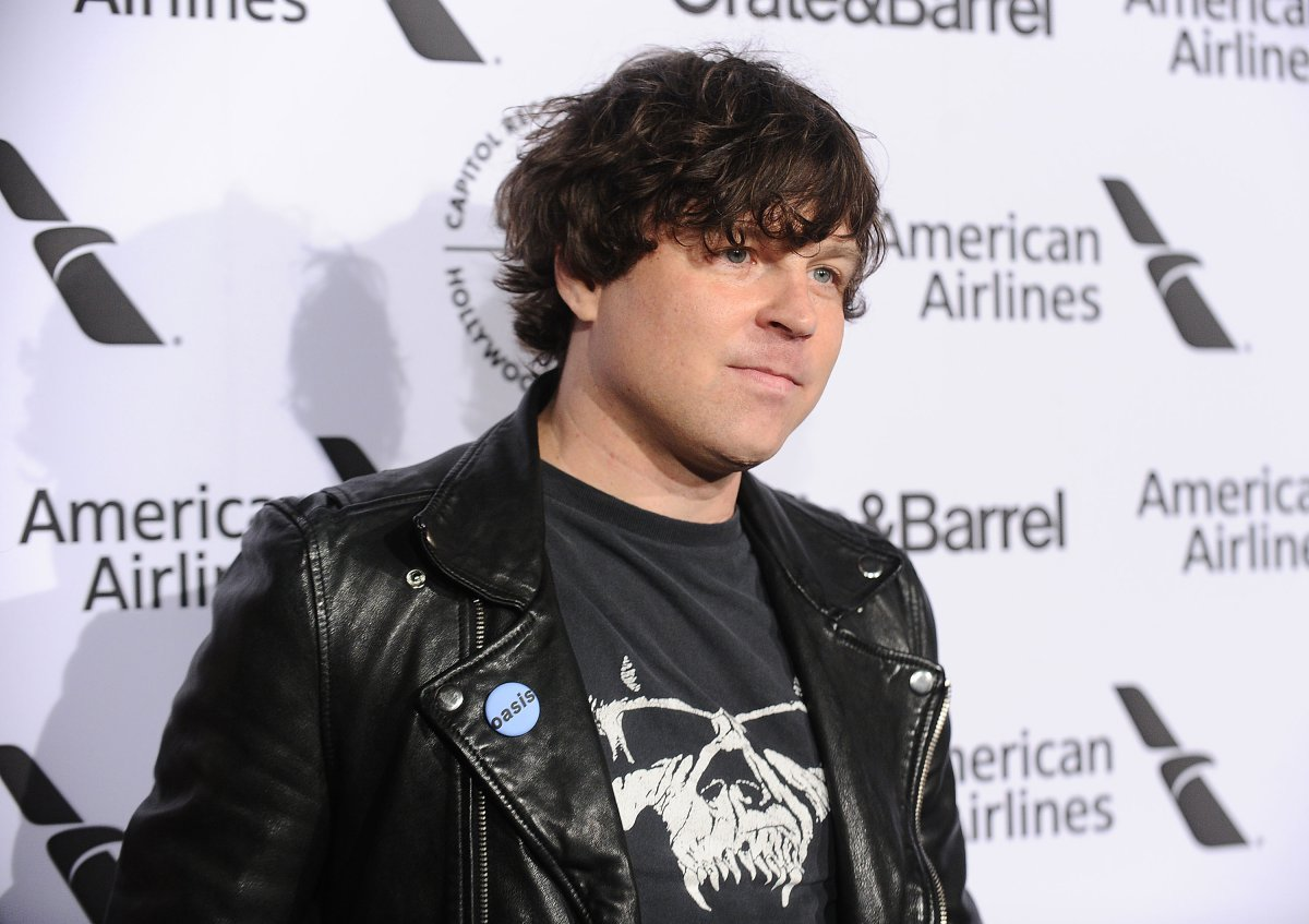 Musician Ryan Adams attends the Capitol Records 75th anniversary gala at Capitol Records Tower on Nov. 15, 2016 in Los Angeles, California.