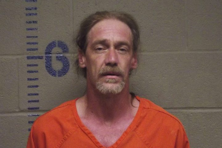 This photo provided by the Logan County Sheriff's Office in Oklahoma shows Stephen Jennings.