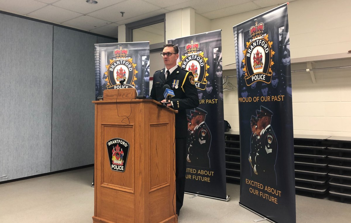 Brantford Police Chief Geoff Nelson is asking the province of Ontario for aid in the city's fight against increased gun crime.