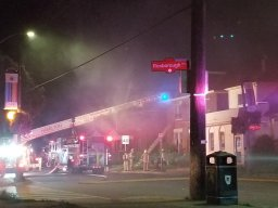 Continue reading: Firefighters knock down blaze at 3-storey home in Hamilton's east end