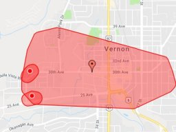 Continue reading: Vernon power outage caused by vandalism: BC Hydro