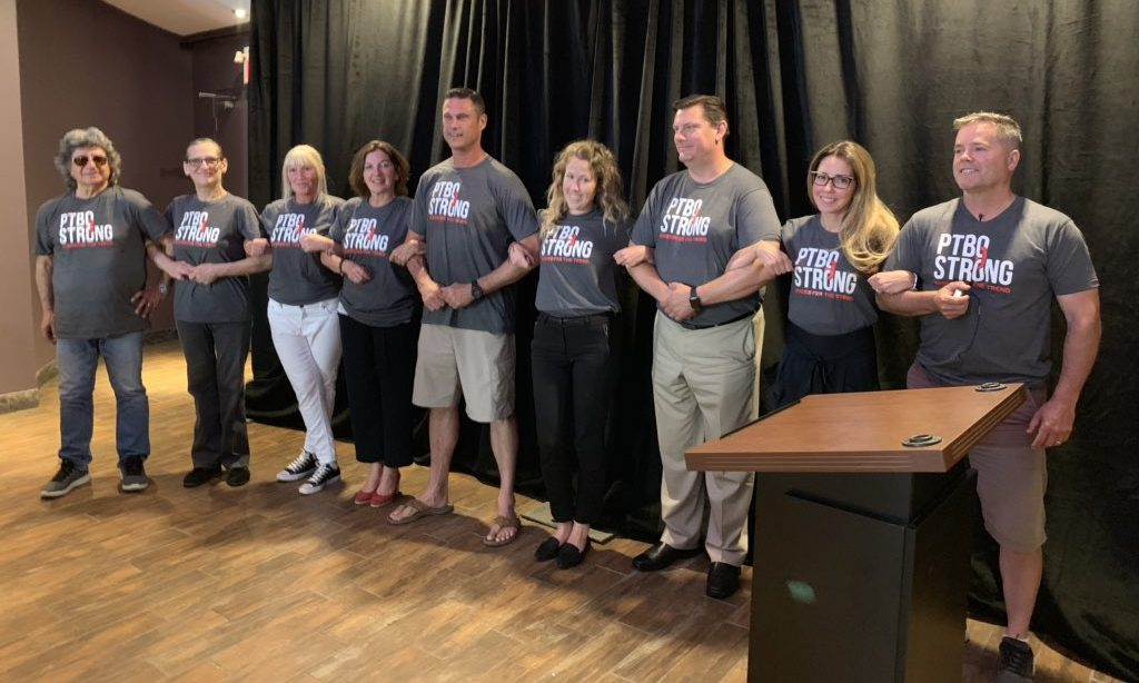 Ptbo Strong is a new nonprofit aiming to raise funds to build an addictions healing centre.