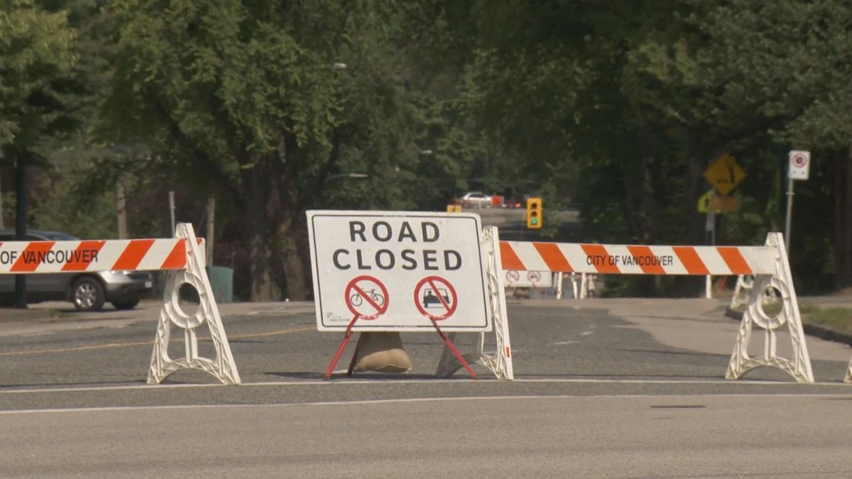 East 12th Avenue will be closed for much of the summer for water main replacement.