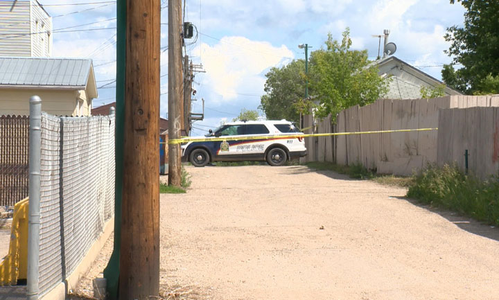 The major crime section is investigating the seventh homicide in Saskatoon this year.