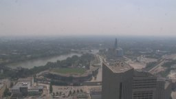 Continue reading: Smoky conditions from Sask. fires mean air quality statement for southern Manitoba