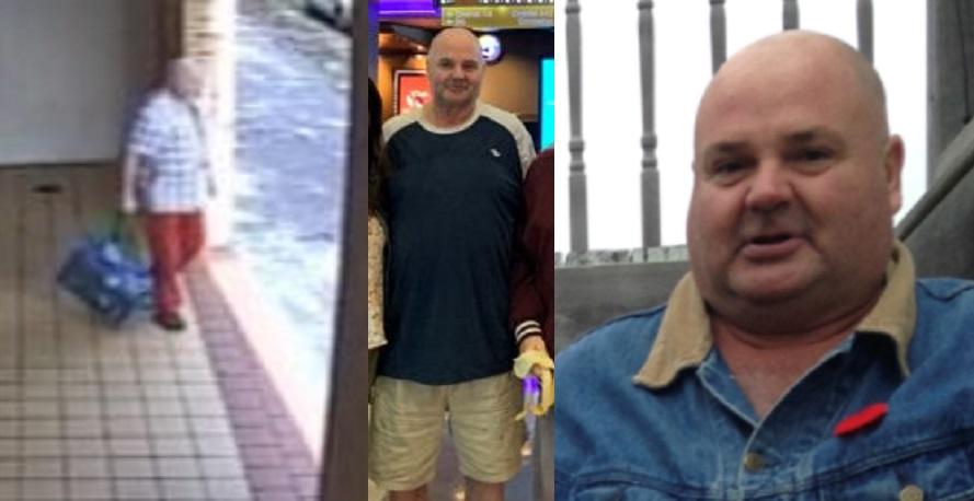 David Sullivan was last seen on June 27, walking along Alexander Street near Gore Street in Vancouver.