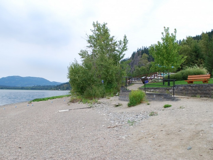 The Columbia Shuswap Regional District is asking visitors to stay away for now. The call is in addition to other communities in B.C.'s Southern Interior, who have voiced concerns about an influx of visitors this weekend.