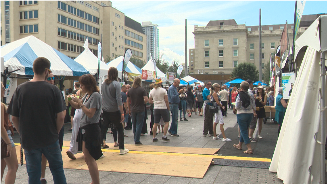 Two Edmonton festivals have cancelled due to COVID-19, with others such as Taste of Edmonton still up in the air for summer 2020.
